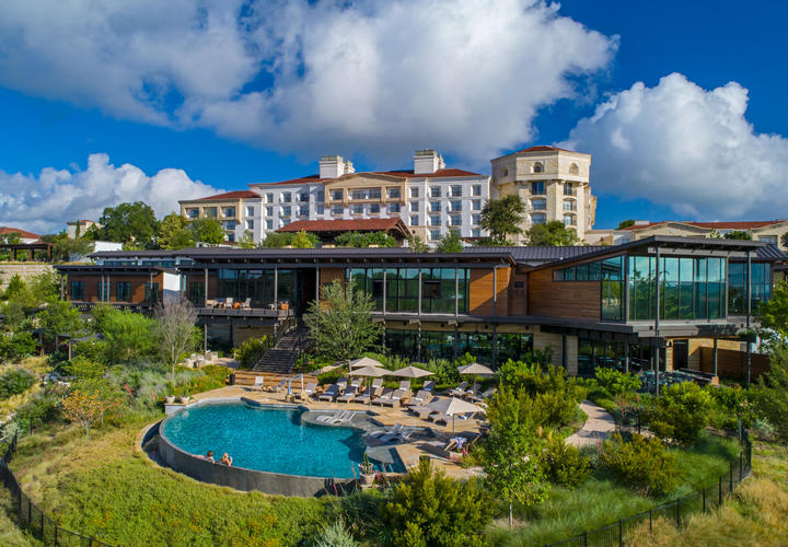 La Cantera Resort and Spa exterior